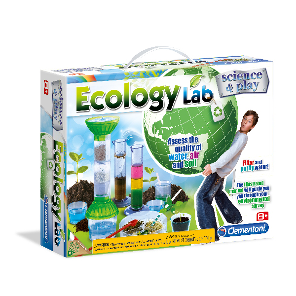 Clementoni Science Ecology Lab educational toy singapore