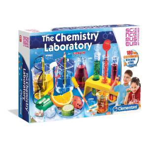 Clementoni – The Chemistry Laboratory