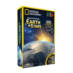 national geographic earth and stars