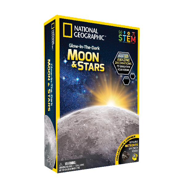 national geographic moon and stars