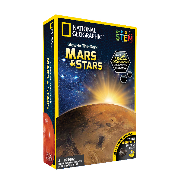 national geographic mars and stars