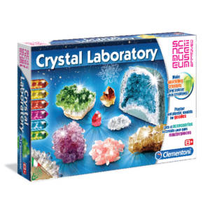 Clementoni – Crystal Laboratory educational toy in singapore