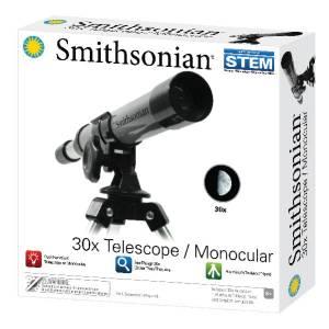 Smithsonian 30X Telscope / Monocular