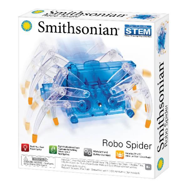 Smithsonian Science Kits – Robo Spider