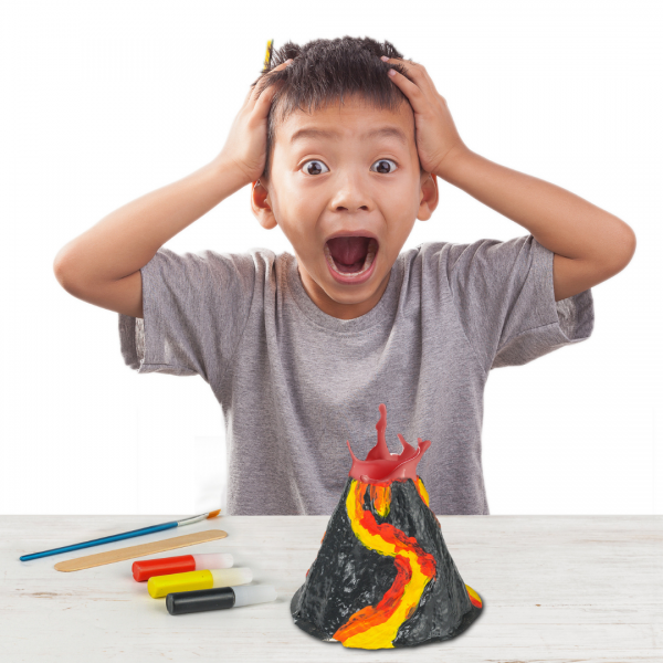 National Geographic - Volcano Science Kit