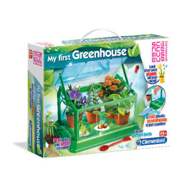 Clementoni – My First Greenhouse