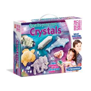 Clementoni – Create Your Own Crystals