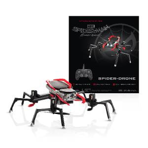 Streaming Video Spider-Drone Instructions – Skyrocket ...