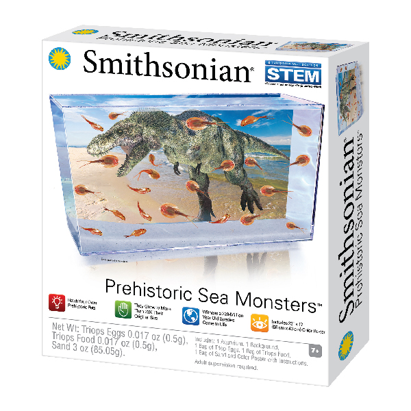 Smithsonian – Prehistoric Sea Monsters