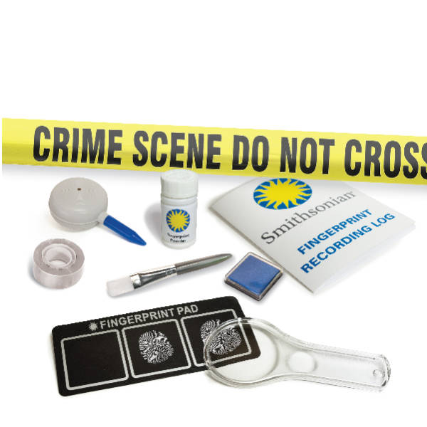 Smithsonian – Fingerprint kit