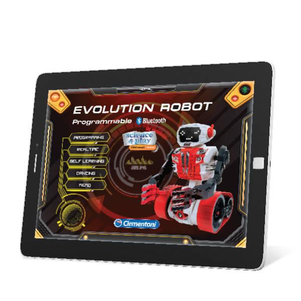 Clementoni – Evolution Robot