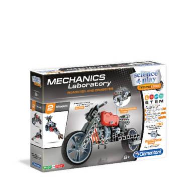 Clementoni – Small Mechanics Laboratory (Roadster & Dragster)