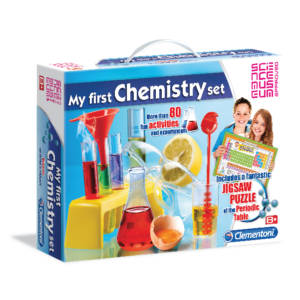 Clementoni – My First Chemistry Set