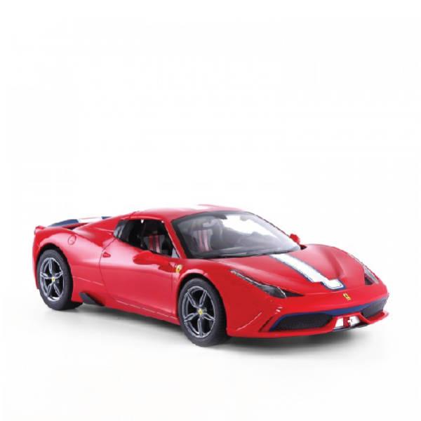 RAStar – 1:14 Ferrari 458 Speciale Remote Control Model Car (Yellow & Red) – R/C 1:14 Ferrari 458 Speciale Red