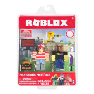 Roblox – Mad Studio Mad Pack