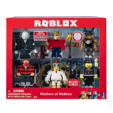 Roblox – Masters of Roblox