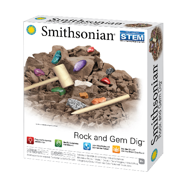 Smithsonian - Rock and Gem Dig