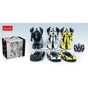 RASTAR - 1:14 Pagani Transformable Car 2.4G