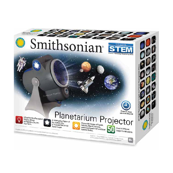 Smithsonian - Planetarium Projector