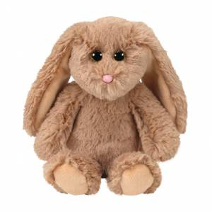 TY - Attic Treasures 12inch Plush (Adrienne the Brown Bunny)