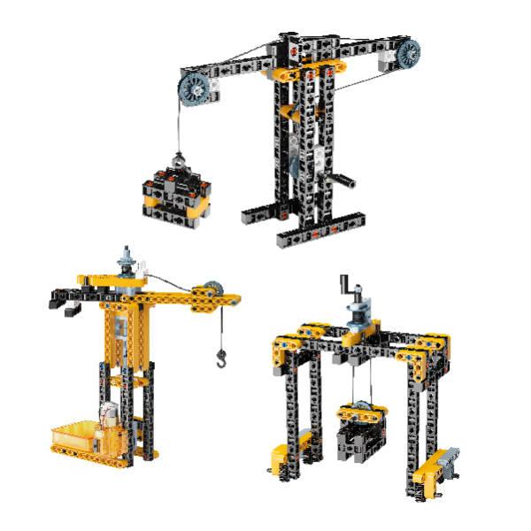 Clementoni - Mechanics Laboratory (Lifting Equipment)