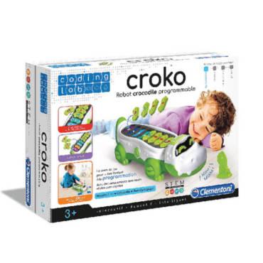 Clementoni – Coko Crocodile Programmable Robot