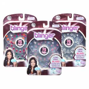 Blinger 5-piece Refill Pack Sparkle Collection