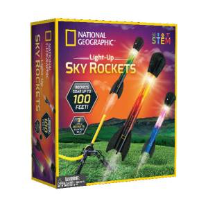 National Geographic - Light Up Sky Rockets