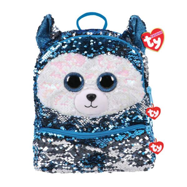 Ty Fashion – Sequin Square Backpack (Slush)