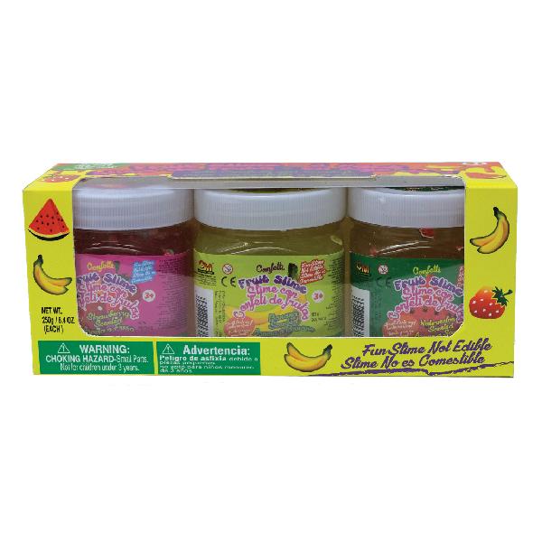 Creative Slime - Fruit Slime 3PK Set