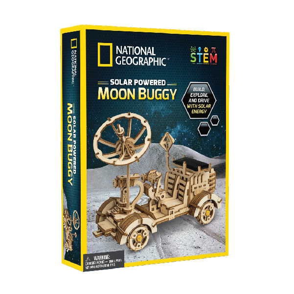 National Geographic - Moon Buggy