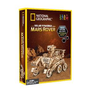 National Geographic - Mars Rover