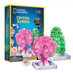 National Geographic - Crystal Garden