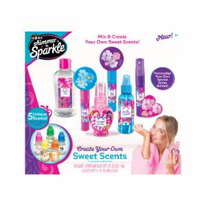 Shimmer 'n Sparkle - Create Your Own Sweet Scents