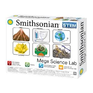 Smithsonian - Mega Science Lab
