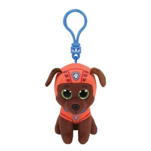 Ty Beanie Boos - 5in. Paw Patrol Clip (Zuma the Labrador Dog)