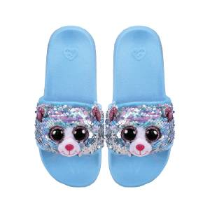 Ty Fashion – Sequin Pool Slides (Whimsy) S/M/L
