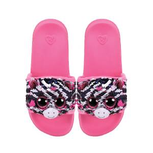 Ty Fashion – Sequin Pool Slides (Zoey) S/M/L