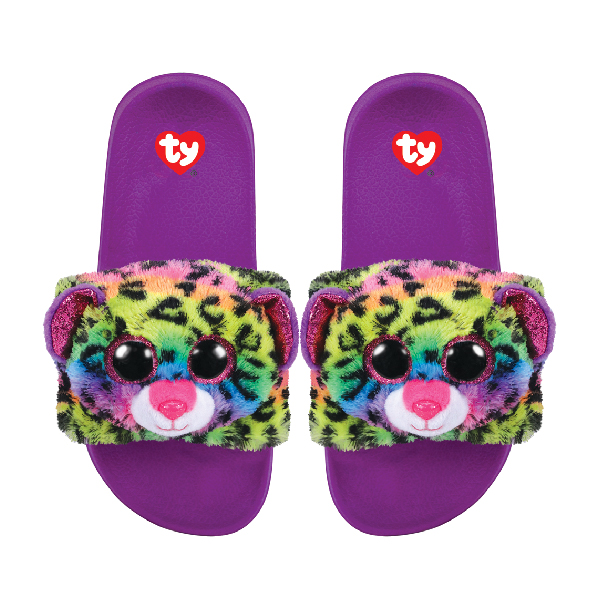 Ty Fashion – Fabric Slides (Dotty) S/M/L