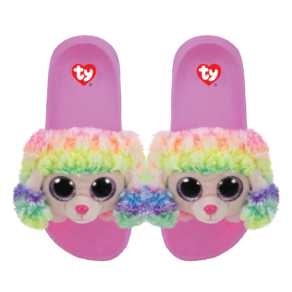 Ty Fashion – Fabric Slides (Rainbow) S/M/L