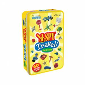 University Games - I Spy Travel
