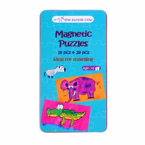 To Go Magnetic Travel Games - Magnetic Puzzles
