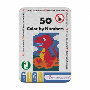 50 - Color By Numbers
