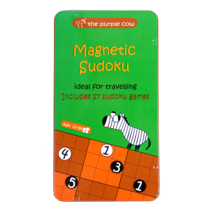 To Go Magnetic Travel Games - Sudoku