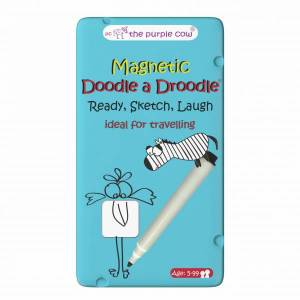 To Go Magnetic Travel Games - Magnetic Doodle a Droodle