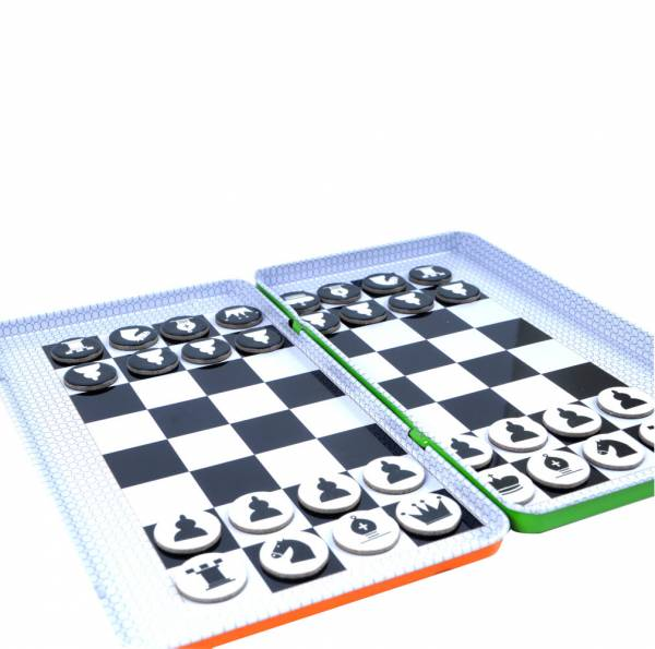 To Go Magnetic Travel Games - Magnetic Chess