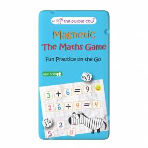To Go Magnetic Travel Games - Magnetic The Maths Game