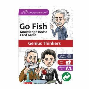 Go Fish - Genius Thinkers