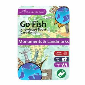 Go Fish - Monuments & Landmarks