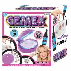 GEMEX - Magic Shell Playset